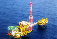 oil platform in Nigeria